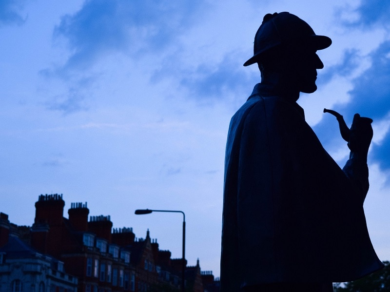 How Sherlock Holmes Could Restore Faith in Science