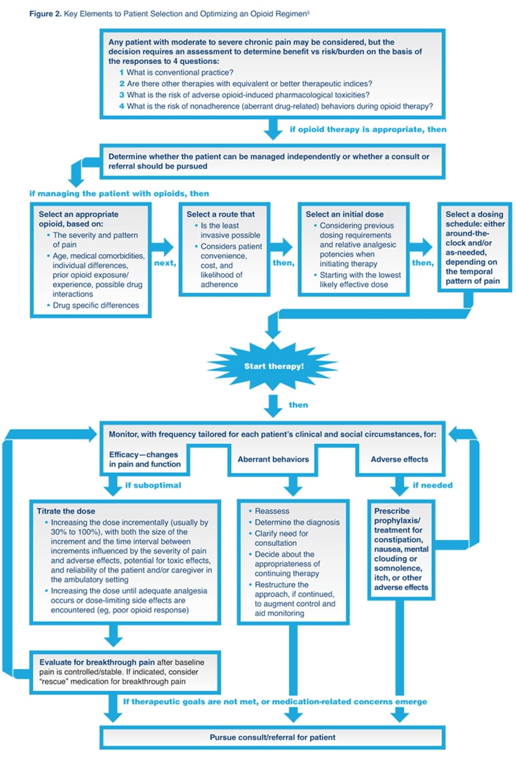 strategies for opioid rotation decision support in chronic pain strategies for opioid rotation decision support in chronic pain management