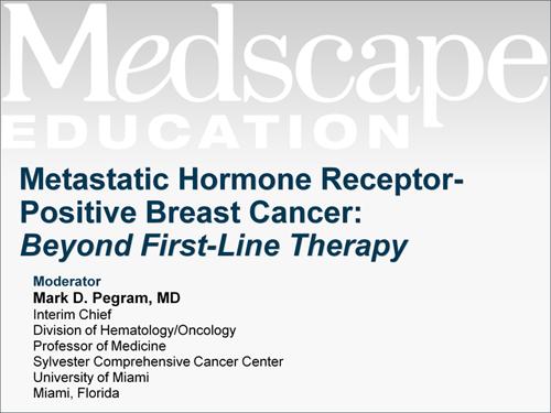 estrogen receptive breast cancer mayo clinic