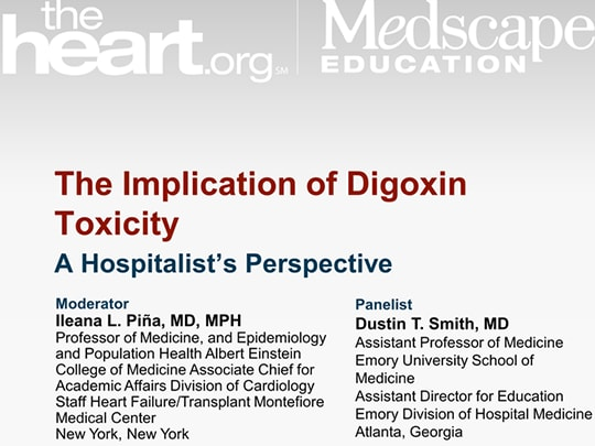 digoxin toxicity cardioversion