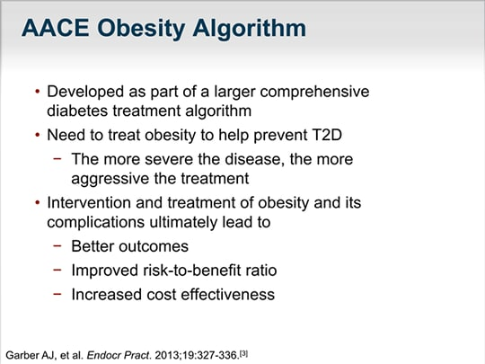 guidelines for management of obesity