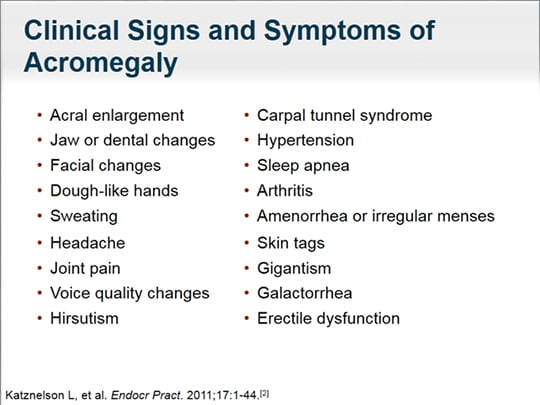 Acromegaly: Finding Solutions to Common Clinical Challenges ...