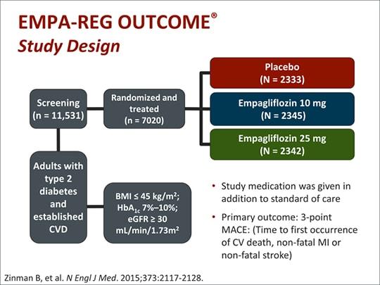 Empagliflozin, Cardiovascular Outcomes, and Mortality in ...