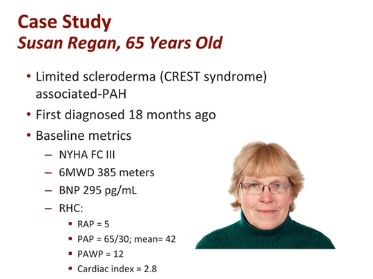 clinical case study hypertension