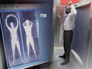 Are Airport Full-Body Scanners Safe