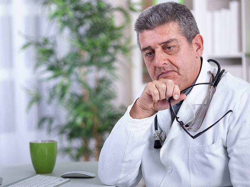 Oncologists' Earnings Are Up, But Less Satisfied With Career