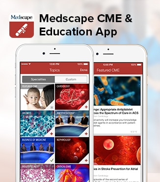 Medscape CME & Education App