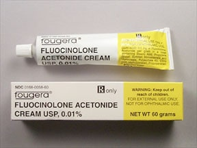 fluocinolone 0.01 % topical cream