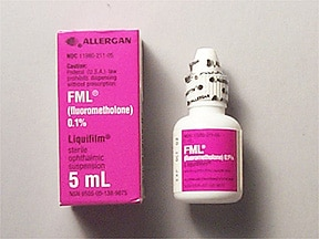 FML Liquifilm 0.1 % eye drops,suspension