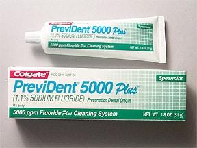 PreviDent 5000 Plus 1.1 % cream
