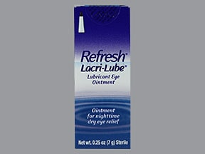 Refresh Lacri-Lube 56.8 %-42.5 % eye ointment