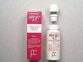 Xerac AC 6.25 % topical solution