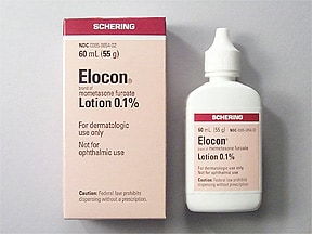 Elocon 0.1 % topical lotion (solution)