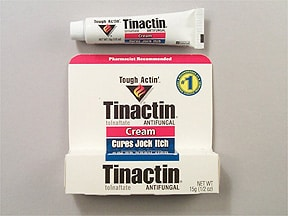 Tinactin 1 % topical cream