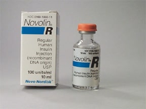 novolin r insulin side effects