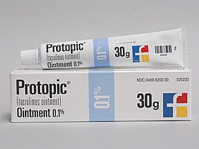 Tacrolimus Side Effects Topical