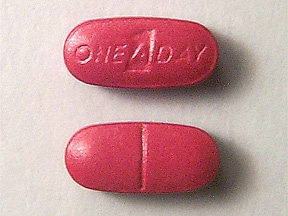 One-A-Day Maximum Formula tablet