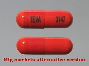 cephalexin 500 mg capsule