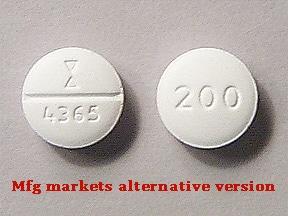 labetalol 200 mg tablet
