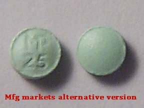 amitriptyline 25 mg tablet