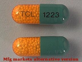 nitroglycerin ER 9 mg capsule,extended release