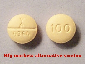 labetalol 100 mg tablet