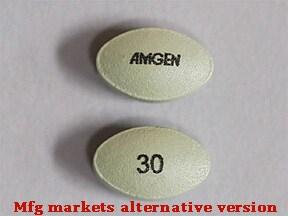 Sensipar 30 mg tablet