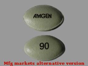 Sensipar 90 mg tablet