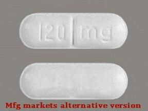 Betapace AF 120 mg tablet