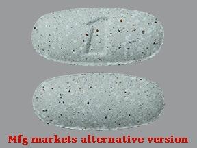 One-A-Day Men's Multivitamin 400 mcg-300 mcg tablet