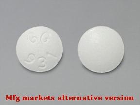 orphenadrine citrate ER 100 mg tablet,extended release