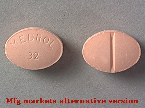 Medrol 32 mg tablet