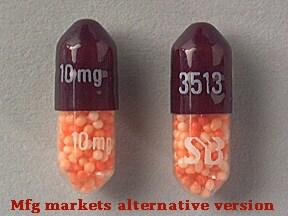 Dexedrine Spansule 10 mg capsule,extended release