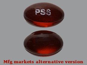 Phillips' Liqui-Gels 100 mg capsule