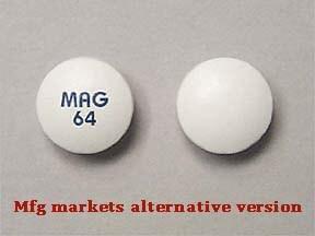 Mag-Delay 70 mg tablet,delayed release