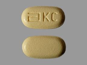Kaletra 100 mg-25 mg tablet