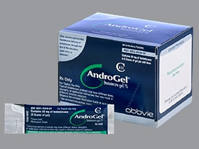 Androgel Transdermal : Uses, Side Effects, Interactions, Pictures ...