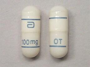 Gengraf 100 mg capsule