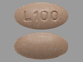 carbidopa ER 25 mg-levodopa 100 mg tablet,extended release