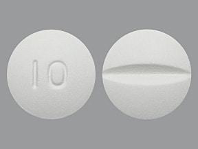 glipizide 10 mg tablet