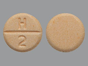 hydrochlorothiazide 25 mg tablet
