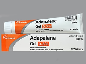 Adapalene Topical : Uses, Side Effects, Interactions
