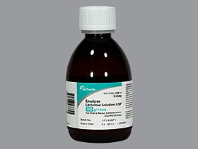 Enulose 10 gram/15 mL oral solution