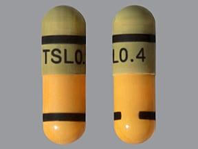 tamsulosin 0.4 mg capsule