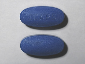 Icaps MV 100 mcg-1.66 mg-0.83 mg tablet,delayed release