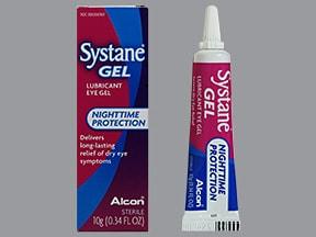 Systane Gel 0.3 % eye gel