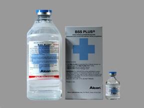 BSS Plus intraocular solution