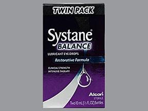Systane Balance 0.6 % eye drops