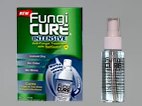 Fungi Cure 1 % topical spray