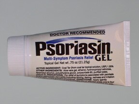 Psoriasin 1.25 % topical gel